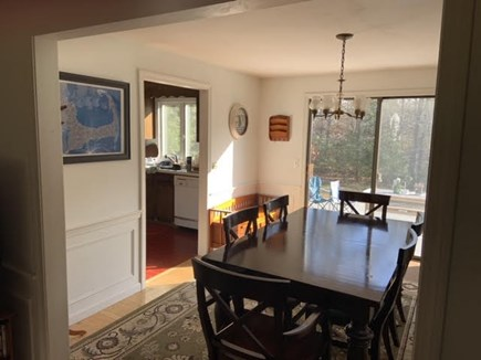 Orleans Cape Cod vacation rental - Sizable dining area.