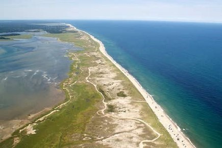 Orleans Cape Cod vacation rental - Nauset Beach is just a mile away!!