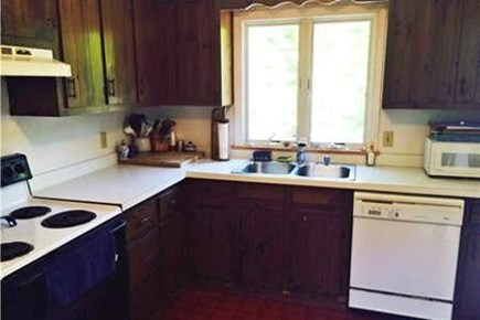 Orleans Cape Cod vacation rental - Kitchen equipped with everything you need for summer cooking.