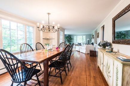 North Chatham Cape Cod vacation rental - Appealing dining room