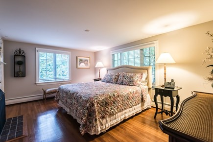 North Chatham Cape Cod vacation rental - One of three king bedrooms