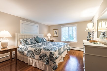 North Chatham Cape Cod vacation rental - A second king bedroom.