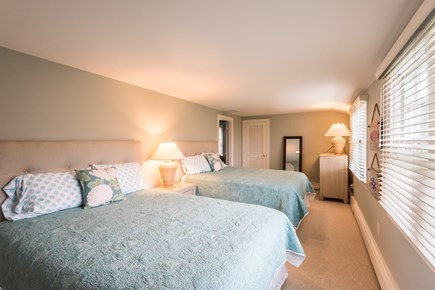 North Chatham Cape Cod vacation rental - Bedroom with two queen beds.