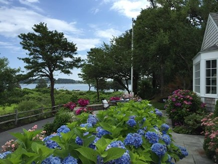 North Chatham Cape Cod vacation rental - You have water views from here.