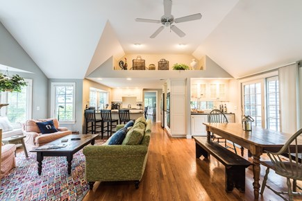 North Chatham Cape Cod vacation rental - Plenty of common social living space
