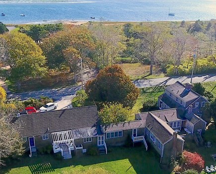 North Chatham Cape Cod vacation rental - Superb family estate on Chatham Harbor