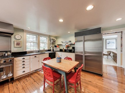 North Chatham Cape Cod vacation rental - Here's that second kitchen in the other section of the compound