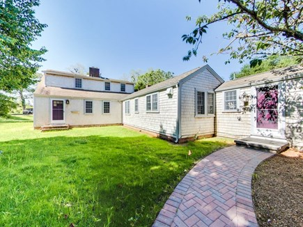 North Chatham Cape Cod vacation rental - This home has several sections with plenty of space for everyone.