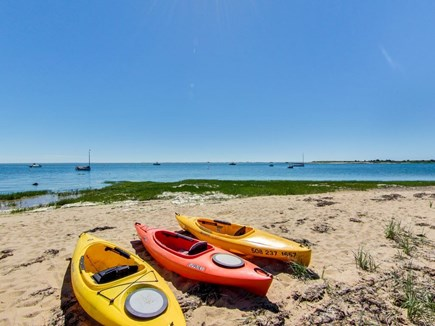 North Chatham Cape Cod vacation rental - 300 foot wide private beach is all yours, just a two-minute walk