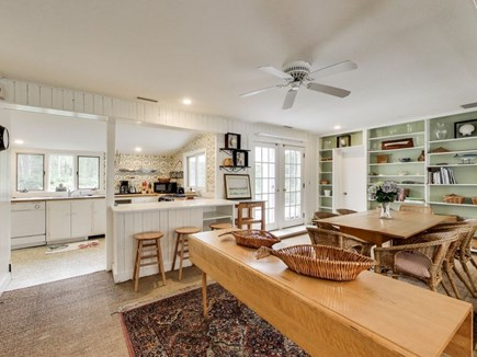 North Chatham Cape Cod vacation rental - Just part of the common space in one section of the home