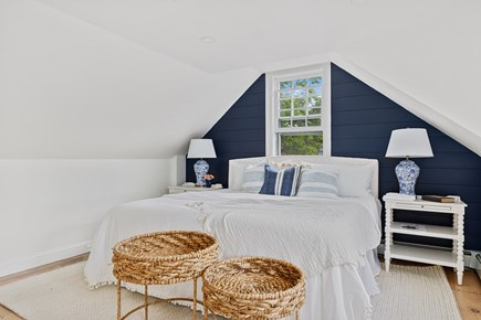 Chatham Cape Cod vacation rental - The 2nd floor master suite - looks out toward the lighthouse.