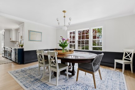 Chatham Cape Cod vacation rental - Large dining room w/ seating for ten.
