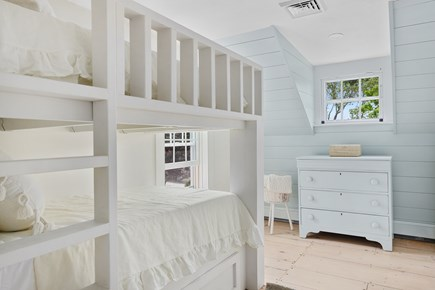 Chatham Cape Cod vacation rental - Bunk beds in a great kids room upstairs.