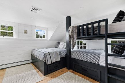 Chatham Cape Cod vacation rental - Bunk room also with a queen bed.