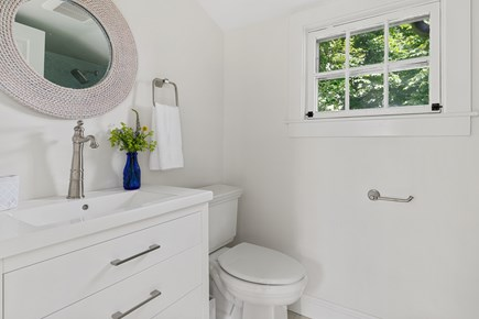 Chatham Cape Cod vacation rental - Master Suite Bathroom (3) on 2nd floor.