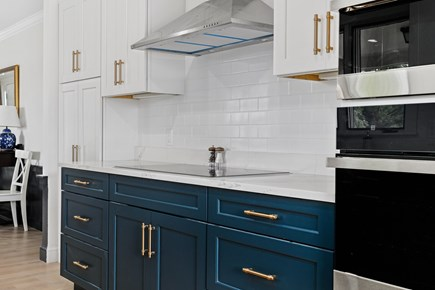 Chatham Cape Cod vacation rental - Brand new beautiful designer kitchen.