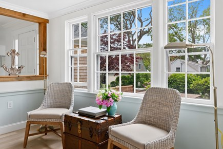 Chatham Cape Cod vacation rental - Lots of space to enjoy a cup of coffee or read a book.