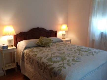 Dennis Cape Cod vacation rental - First floor spacious bedroom with queen bed