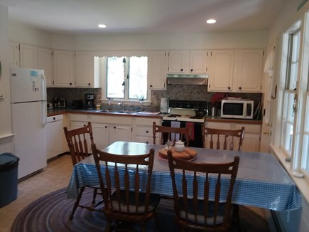 Dennis Cape Cod vacation rental - Open to fully equipped kitchen
