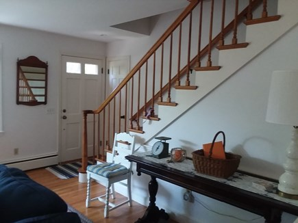 Dennis Cape Cod vacation rental - Stairs to 2 bedrooms