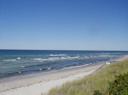 Dennis Cape Cod vacation rental - Glorious private bay beach at the end of Nobscussett Rd