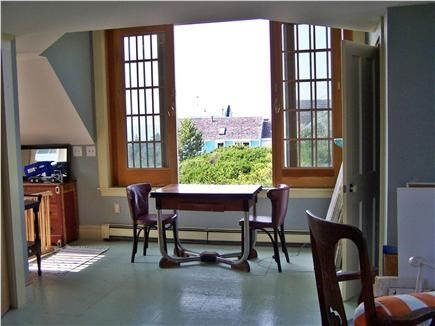 Truro Cape Cod vacation rental - Spacious, airy common area second floor of barn
