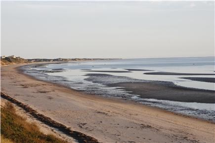 Truro Cape Cod vacation rental - Sandbars at low tide—lovely to see, but you can still swim