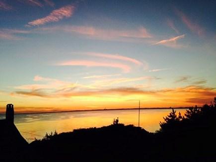 Truro Cape Cod vacation rental - Barn art studio view