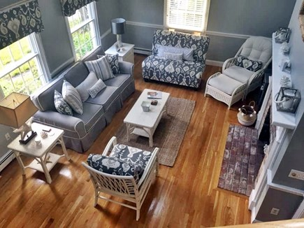 North Chatham Cape Cod vacation rental - Large family room