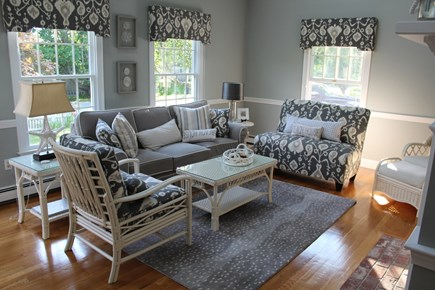 North Chatham Cape Cod vacation rental - Family Room