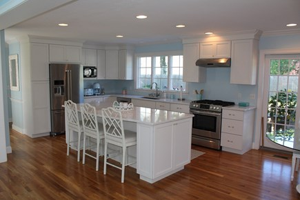 North Chatham Cape Cod vacation rental - Brand new kitchen and appliances! High end stereo/ bluetooth.