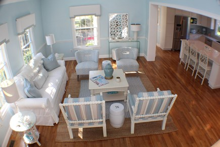 North Chatham Cape Cod vacation rental - Open floor plan, sunny all day!