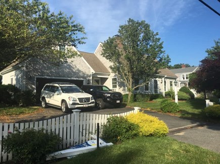 North Chatham Cape Cod vacation rental - Lovely landscaping and large garage