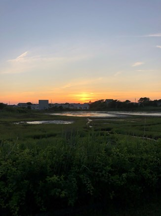 West Dennis Cape Cod vacation rental - Sunset