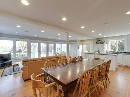 Eastham Cape Cod vacation rental - Expansive dining area in the Capt. Heman House