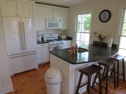 Eastham Cape Cod vacation rental - Another house, another kitchen.