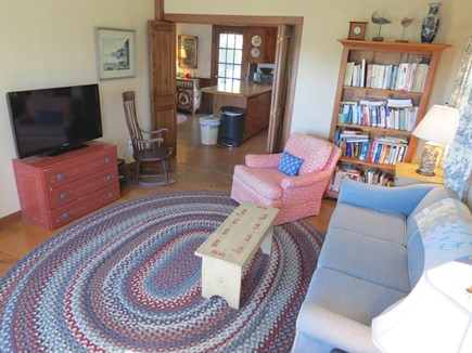 Chatham Cape Cod vacation rental - TV lounge