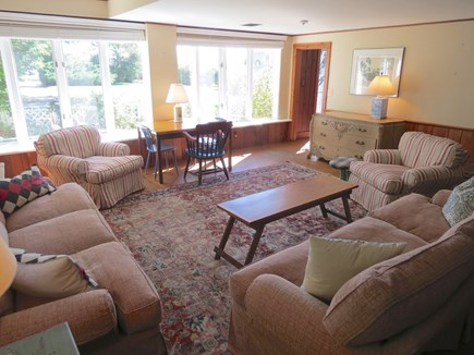 Chatham Cape Cod vacation rental - Guest house lounge