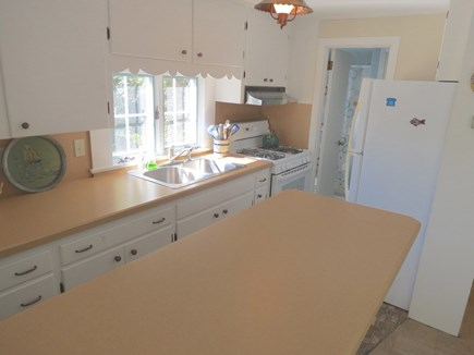 Chatham Cape Cod vacation rental - Guest house kitchen