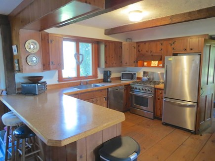 Chatham Cape Cod vacation rental - Main house kitchen
