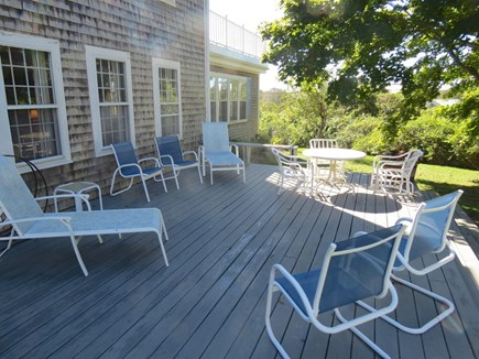 Chatham Cape Cod vacation rental - The outdoor living spaces are superb here
