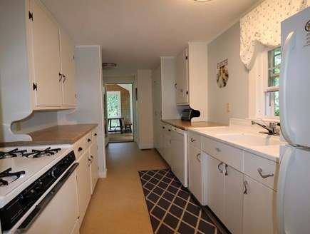 Eastham Cape Cod vacation rental - Galley Kitchen