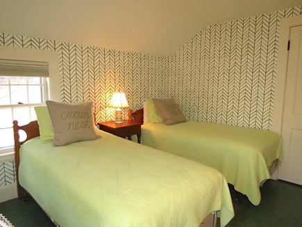 Harwich Port Cape Cod vacation rental - Twin bedroom