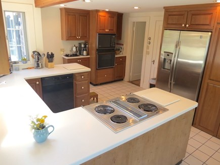 Harwich Port Cape Cod vacation rental - Fully equipped, open, cheery kitchen