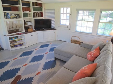 Harwich Port Cape Cod vacation rental - Yet another TV lounge area