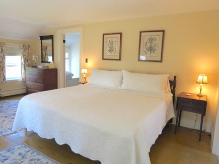 Harwich Port Cape Cod vacation rental - King master bedroom