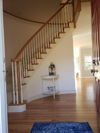 New Seabury area Cape Cod vacation rental - Front foyer
