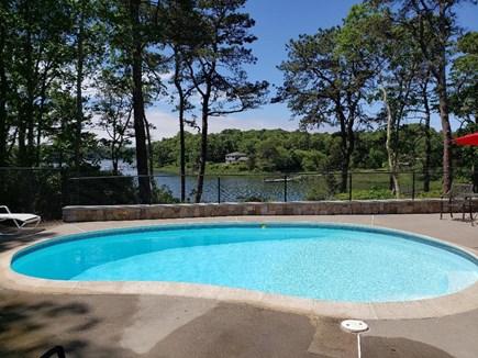 New Seabury area Cape Cod vacation rental - Poolside