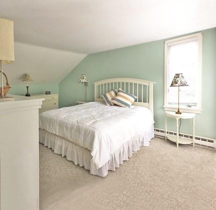 East Orleans Cape Cod vacation rental - Master Bedroom, w/ Queen Bed, & En-Suite Bathroom. (2nd Floor)