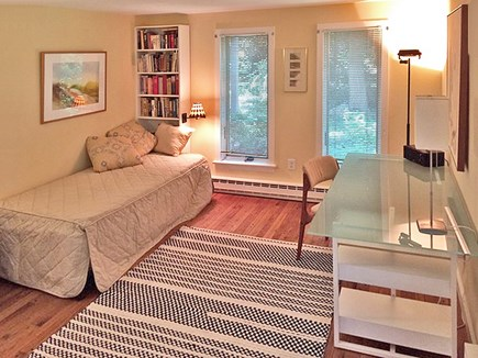 East Orleans Cape Cod vacation rental - Guest Bed Rm, w/ Twin Trundle Bed - Adj. To 1st Floor Bathroom